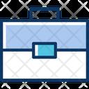 Briefcasev Briefcase Bag Icon