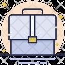 Briefcase Bag Office Bag Icon