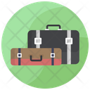 Business Bag Briefcase Suitcase Icon