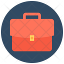 Briefcase Office Bag Business Bag Icon