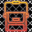 Briefcase Bag Fashion Icon