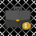 Briefcase Finance Business Icon