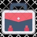 Suitcase Portfolio Briefcase Icon