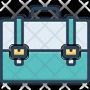 Briefcase Bag Baggage Icon