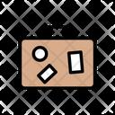 Briefcase Luggage Bag Icon