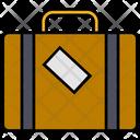 Summer Briefcase Luggage Icon