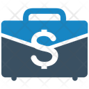 Briefcase Business Services Office Icon