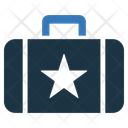 Briefcase Bag Document Icon