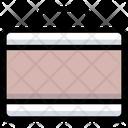 Business Financial Briefcase Icon