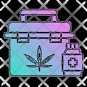 Cannabis Treatment Cbd Icon