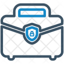 Briefcase Business Services Icon