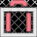 Briefcase Suitcase Officebag Icon