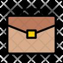 Bag Portfolio Work Icon
