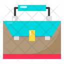 Briefcase Office Business Icon