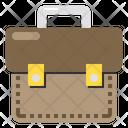 Briefcase School Education Icon