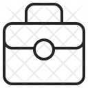 Briefcase Baggage Business Icon