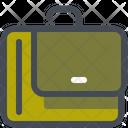 Case Bag School Icon