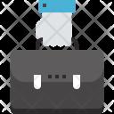 Briefcase Work Case Icon