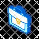 Business Case Isometric Icon