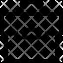 Briefcase Bank Finance Icon