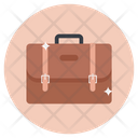 Briefcase Educational Bag Professor Bag Icon