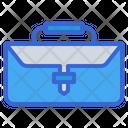 Briefcase Business Businessman Icon
