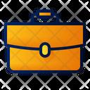 Briefcase Work Office Icon
