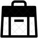 Briefcase Business Bag Portfolio Icon