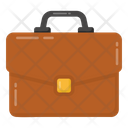 Business Bag Office Bag Briefcase Icon