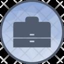 Briefcase Case Work Icon