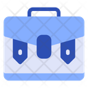 Briefcase Job Work Icon