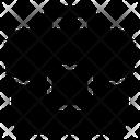 Briefcase Security Suitcase Icon