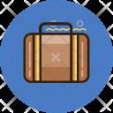 Briefcase Business Marketing Icon