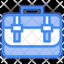 Briefcase Bag Business Icon