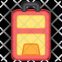 Briefcase Suitcase Trolley Bag Icon