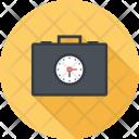 Briefcase Time Control Icon