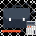 Briefcase Job Portfolio Icon