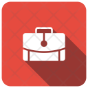 Briefcase Portfolio Bag Icon
