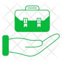 Briefcase Design Development Icon