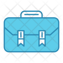 Briefcase Business Case Icon