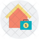 Briefcase Deal Property Icon