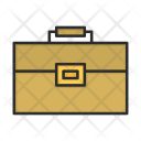Briefcase Suitcase Bag Icon