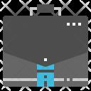 Bag Briefcase School Icon