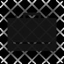 Briefcase Travel Portfolio Icon