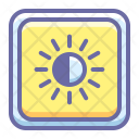 Bright Brightness Light Icon