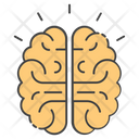 Bright Brain Icon