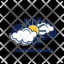 Cloud Bright Nature Icon