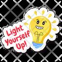 Bright Idea Icon