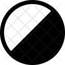 Black White Level Icon
