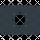 Brightness key Icon